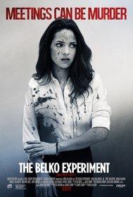 Постеры фильма «Эксперимент Belko»