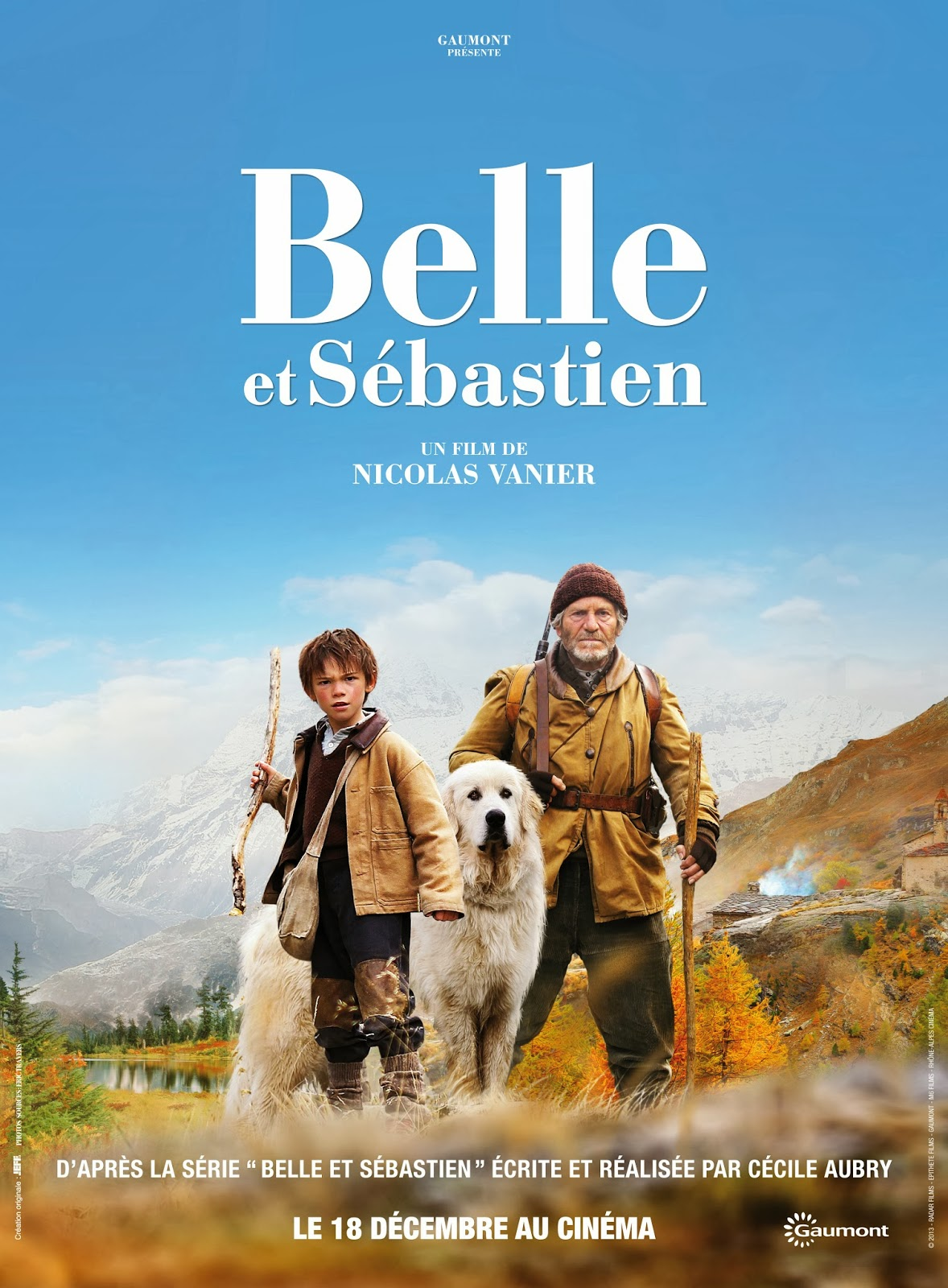 Белль и Себастьян Belle and Sebastian, 2 13, тизер