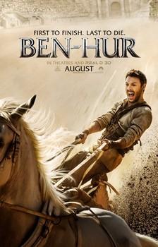 Постеры фильма «Бен-Гур»
