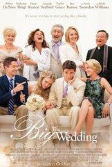 Постеры фильма «Большая свадьба»
