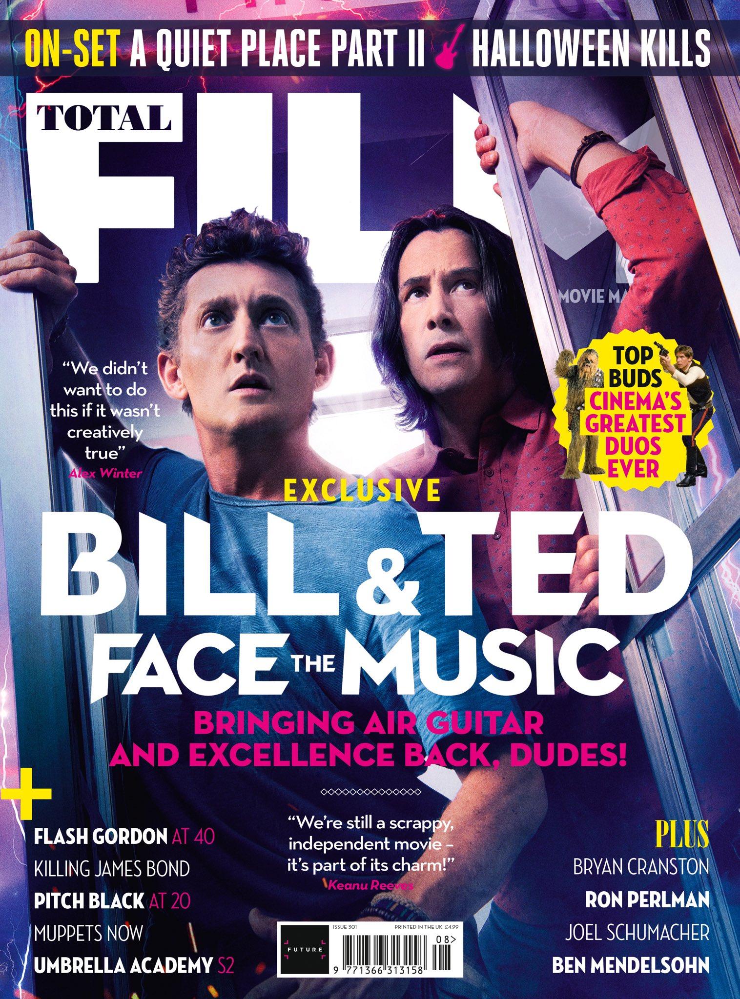 Билл и Тед, постер № 2