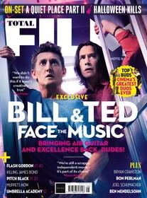 Постеры фильма «Билл и Тед»