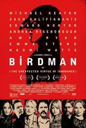Постеры фильма «Бёрдмэн»