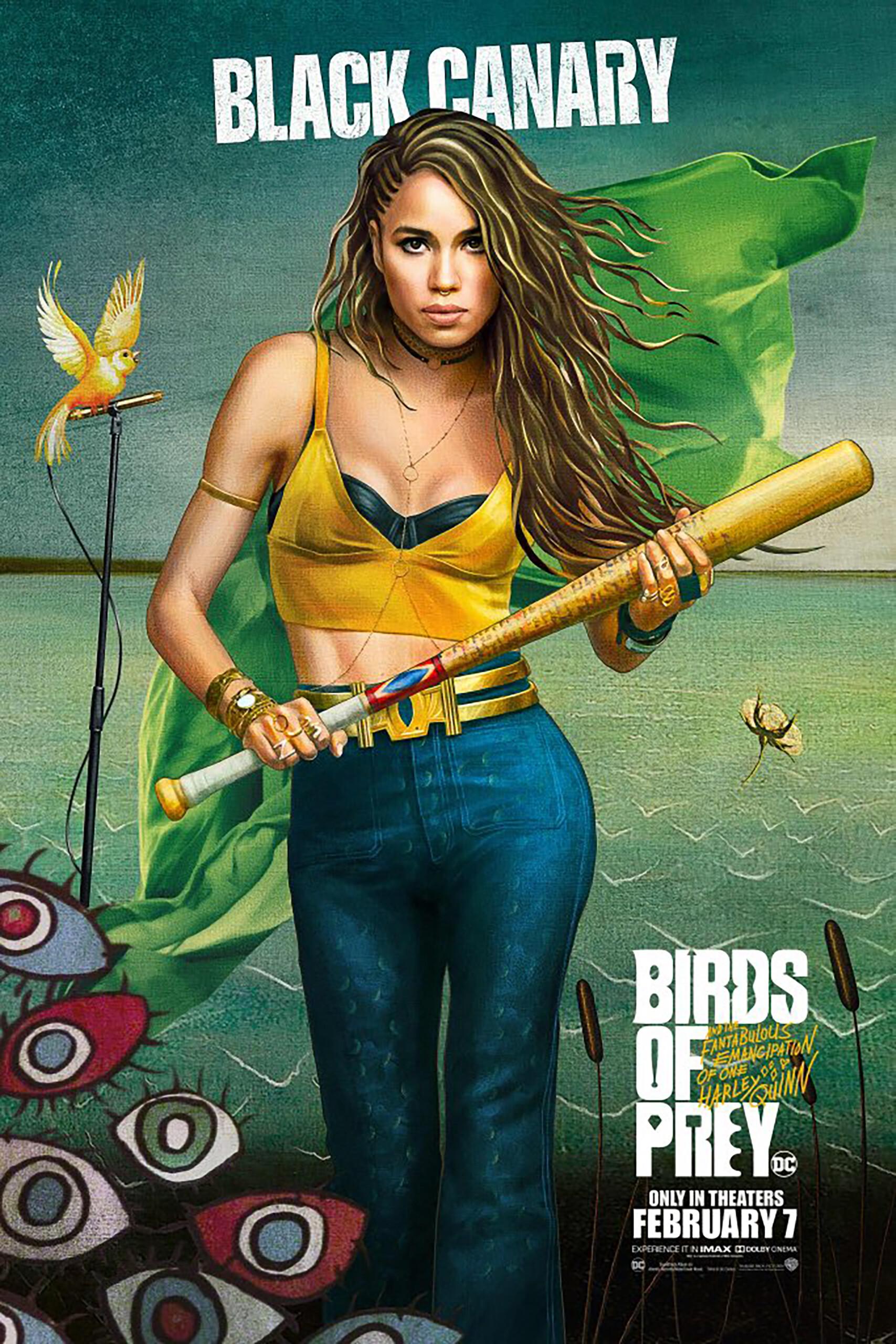 Хищные птицы, постер № 19