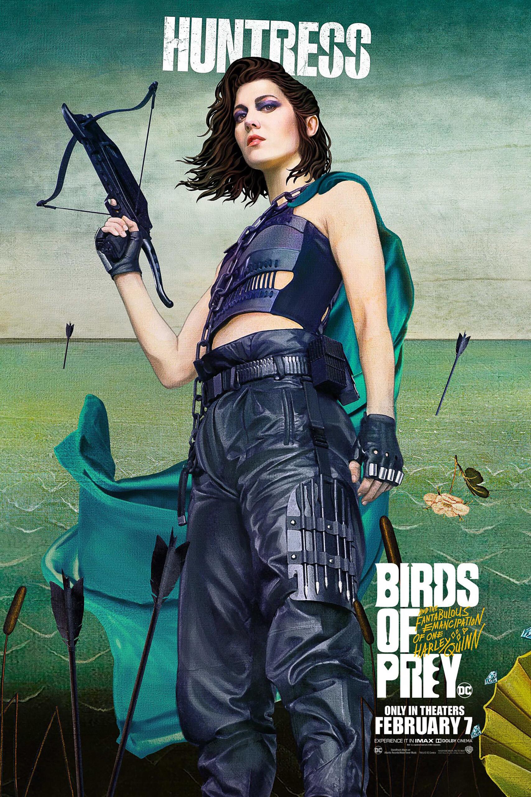 Хищные птицы, постер № 20
