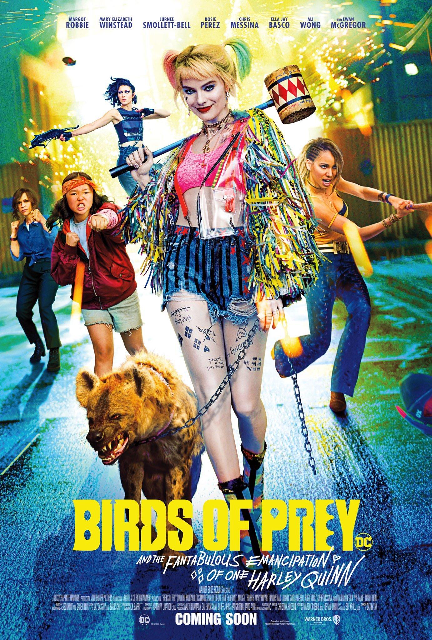 Хищные птицы, постер № 21