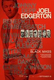 Постеры фильма «Чёрная месса»