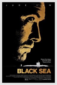 Постеры фильма «Чёрное море»
