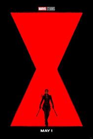 Постеры фильма «Чёрная вдова»
