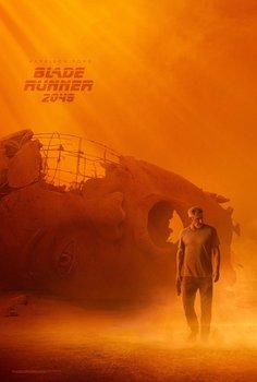 Постеры фильма «Бегущий по лезвию 2049»