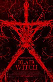 Постеры фильма «Ведьма из Блэр: Новая глава»