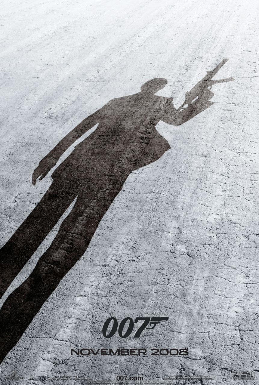 Квант милосердия, постер № 1