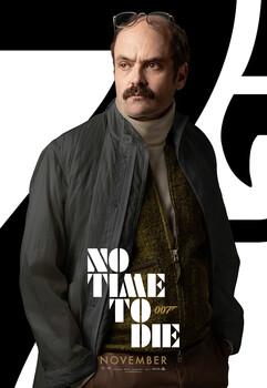 Постеры фильма «007: Не время умирать»