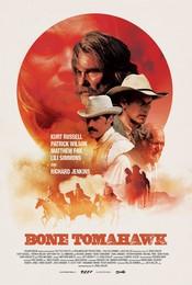 Постеры фильма «Костяной томагавк»
