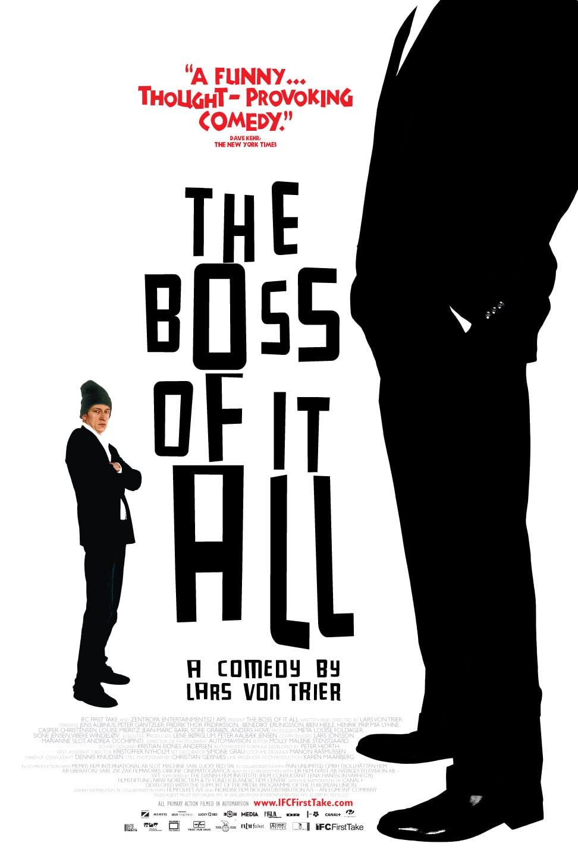 Самый главный босс, постер № 1