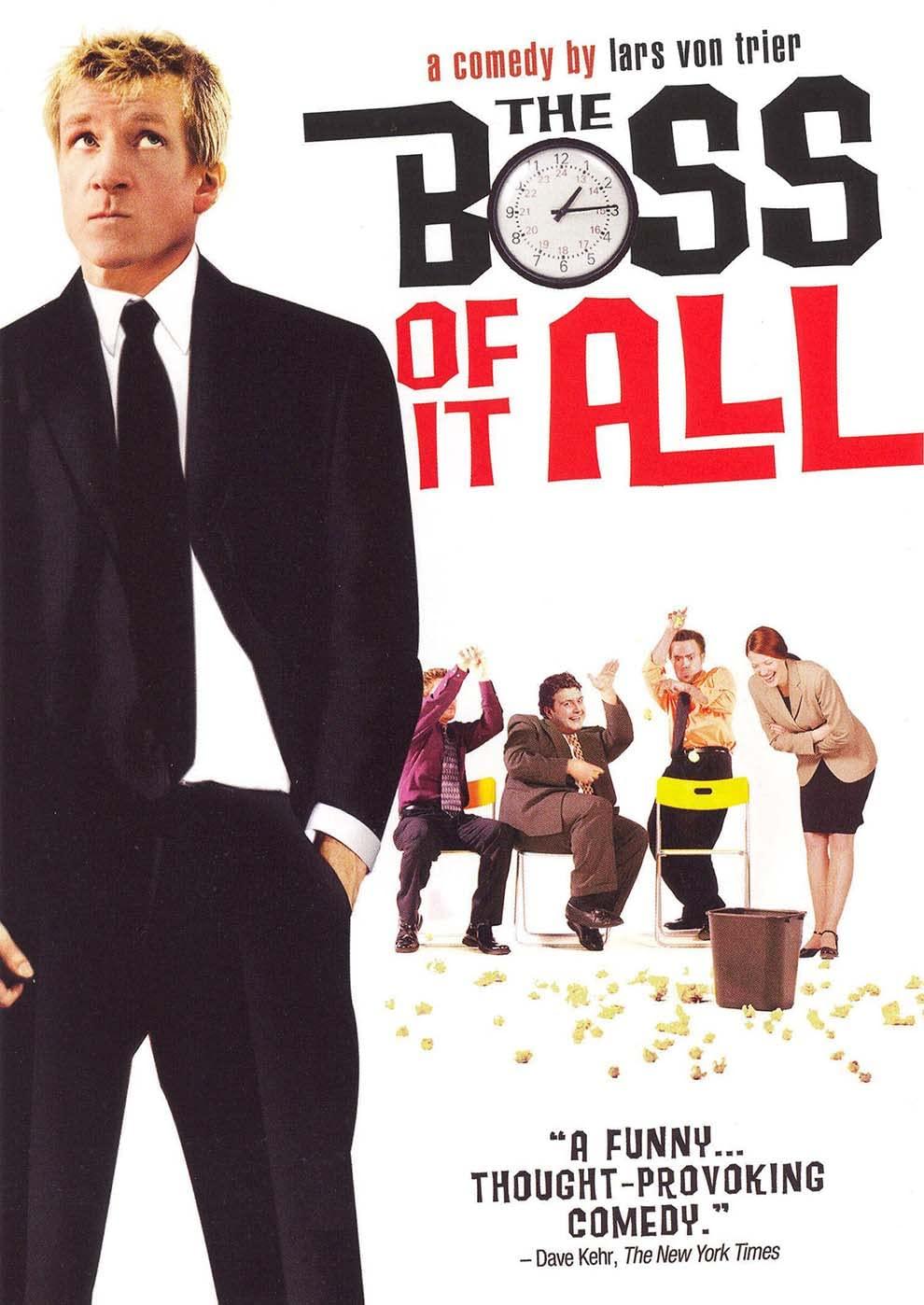 Самый главный босс, постер № 2