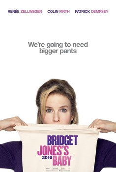 Постеры фильма «Бриджит Джонс 3»