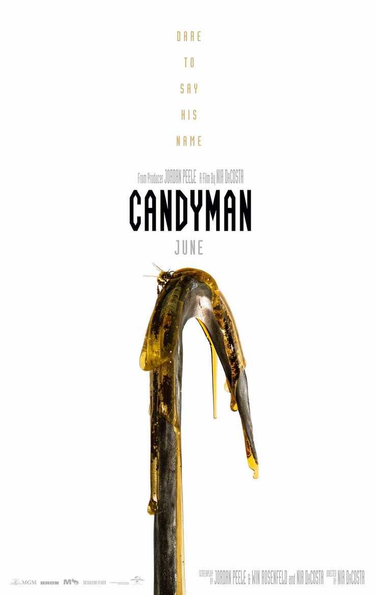 Кэндимен, постер № 1