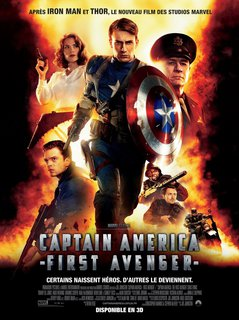 «Первый мститель» (Captain America: The First Avenger)