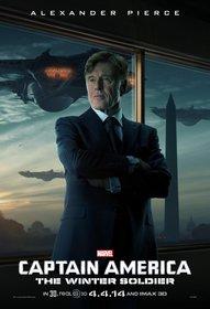 Постеры фильма «Первый мститель: Другая война»