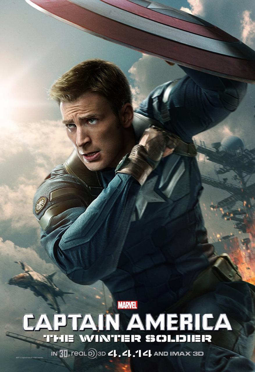 Первый мститель: Другая война – Фильм Про - Filmpro ru