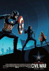 Постеры фильма «Первый мститель: Противостояние»
