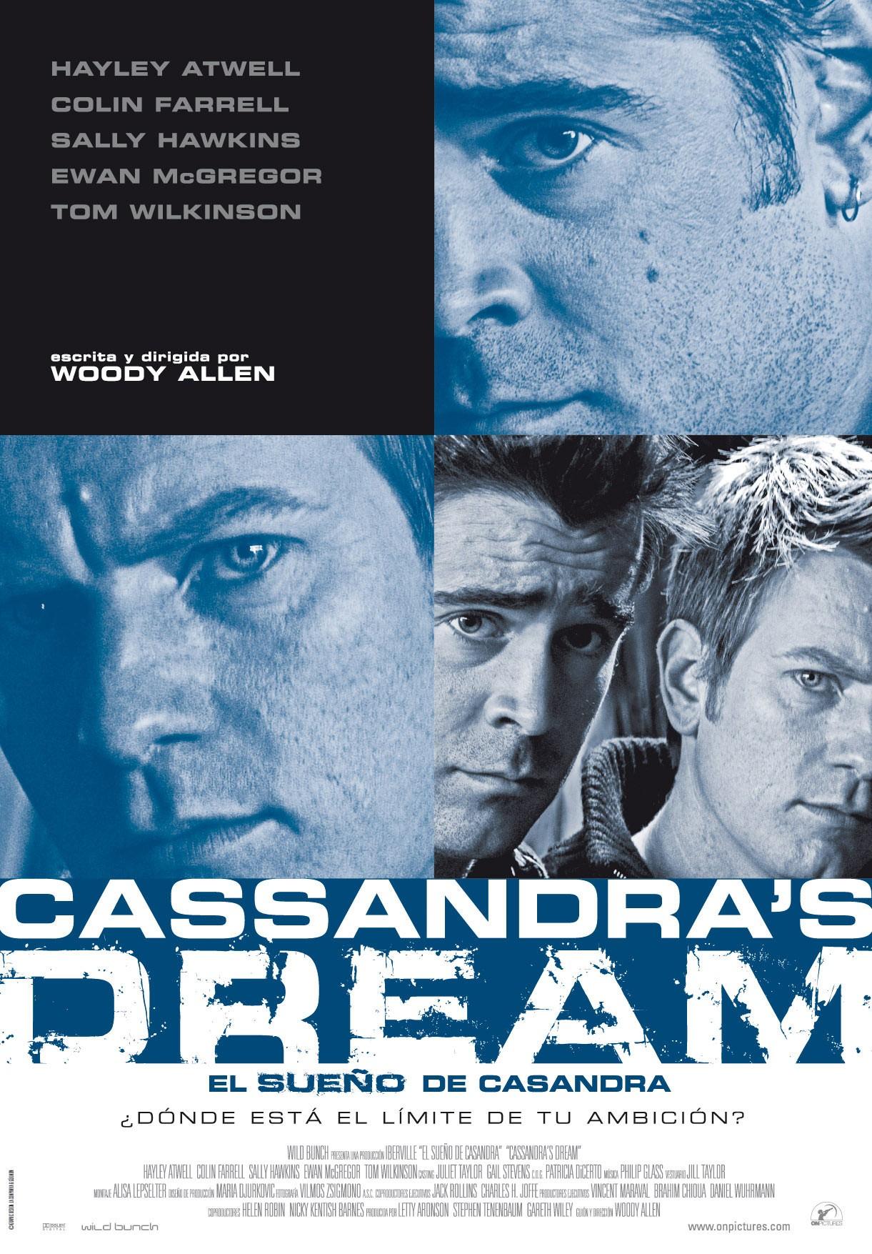 Мечта Кассандры, постер № 2