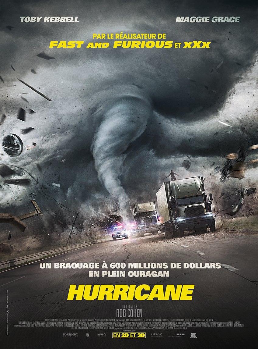 смотреть онлайн Ограбление в ураган (2018) бесплатно