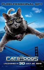 «Кошки против Собак: Месть Китти Галор» (Cats & Dogs: The Revenge of Kitty Galore)