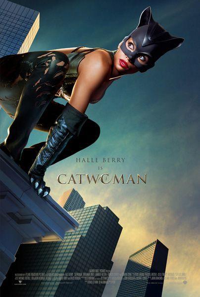 Женщина-кошка, постер № 3