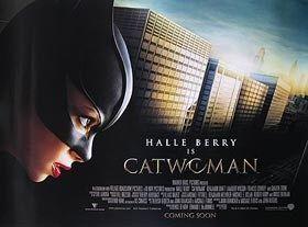 Женщина-кошка, постер № 5