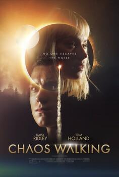 Постеры фильма «Поступь хаоса»