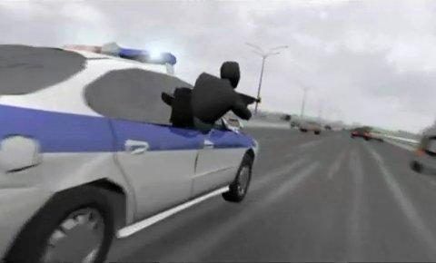 Во время погони за нарушителем ярославским полицейским пришлось применить оружие.