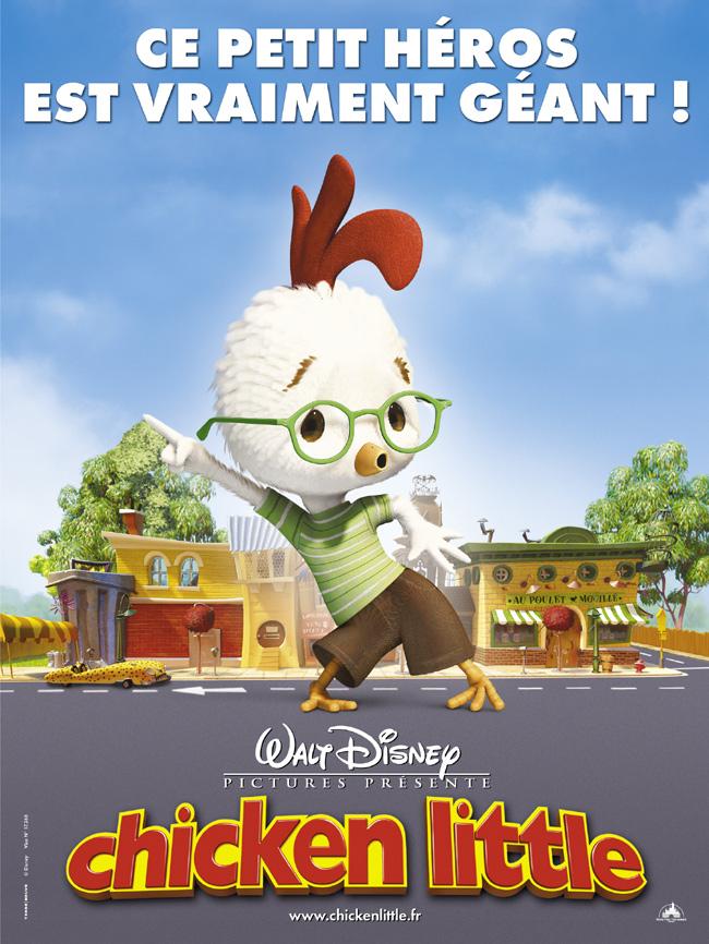 Цыпленок Цыпа, постер № 8