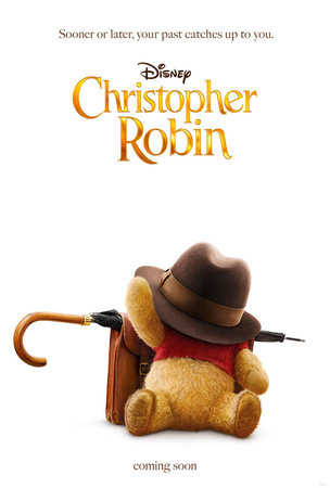Постеры фильма «Кристофер Робин»