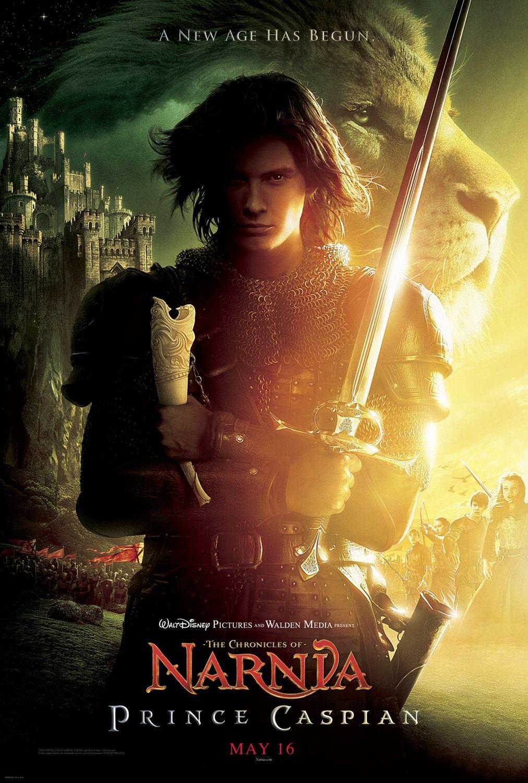 Хроники Нарнии: Принц Каспиан, постер № 1