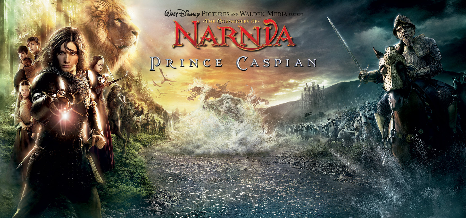 narnia prince caspian Prince caspian is a high fantasy novel for children by c s lewis, published by  geoffrey bles  prince caspian features return to narnia by the four pevensie  children of the first novel, about a year later in england but 1300 years later in.