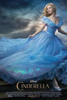 Постеры фильма «Золушка»