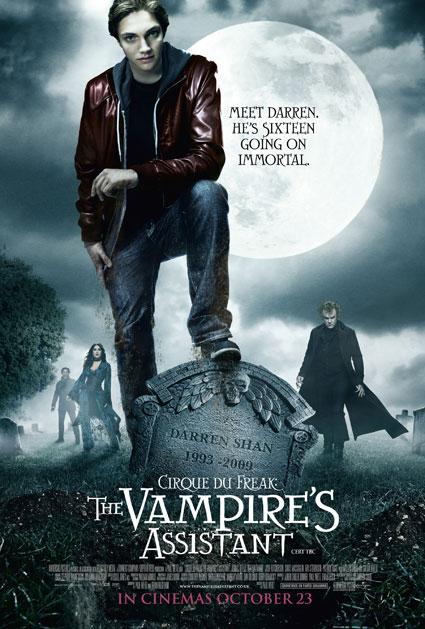 История одного вампира, постер № 2