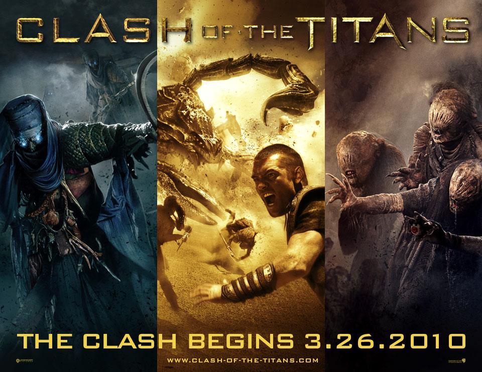 Битва Титанов (2 1 ) смотреть онлайн бесплатно - 18