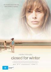 «Закрыто на зиму» (Closed for Winter)