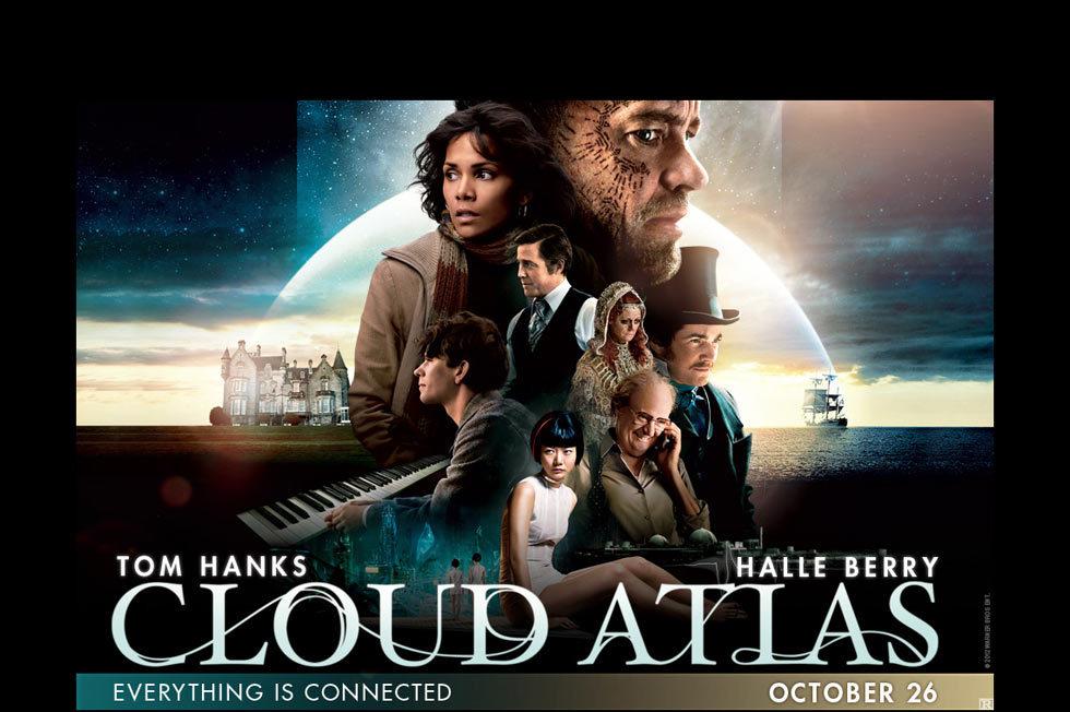 Облачный атлас, постер № 1