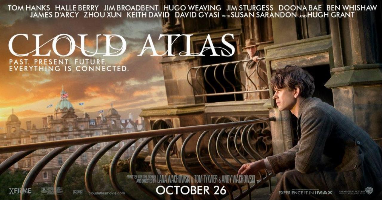 Облачный атлас, постер № 4