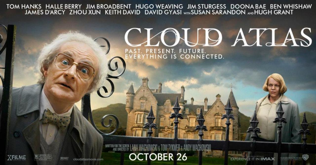 Облачный атлас, постер № 6