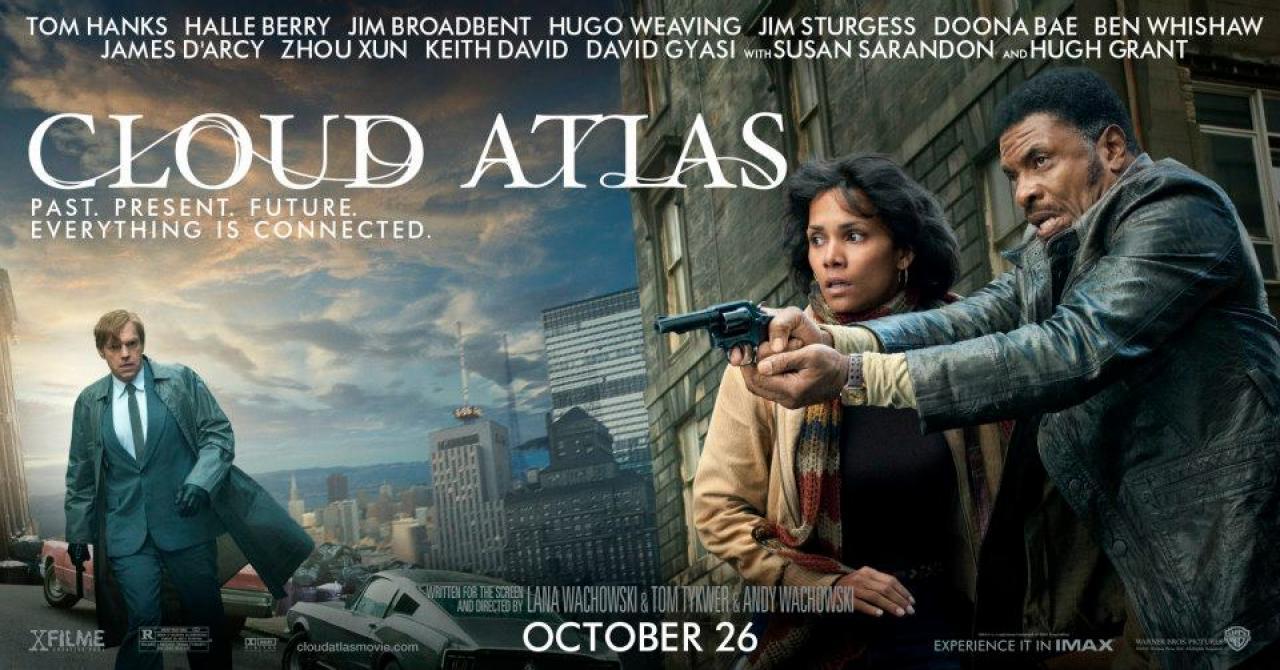 Облачный атлас, постер № 7