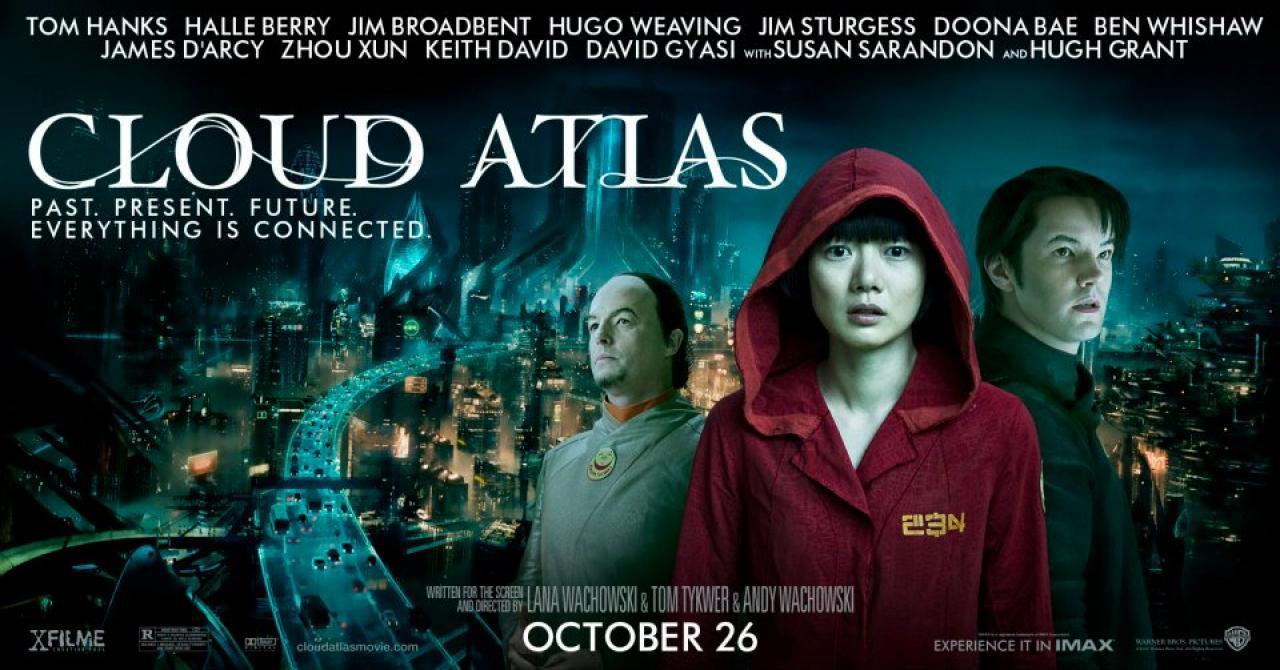 Облачный атлас, постер № 8