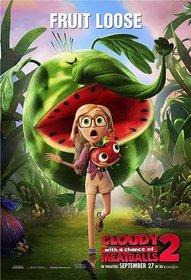 Постеры фильма «Облачно... 2: Месть ГМО»