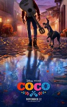 Постеры фильма «Тайна Коко»