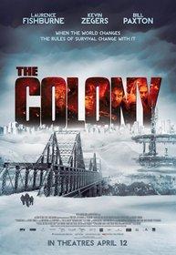 Постеры фильма «Колония»