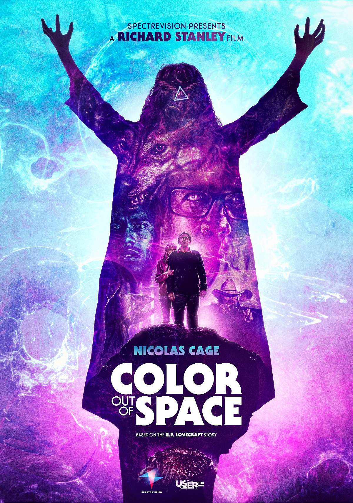 Цвет из иных миров, постер № 4